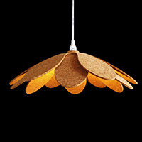 Cork Ceiling Lamp - FW2.2*5mm